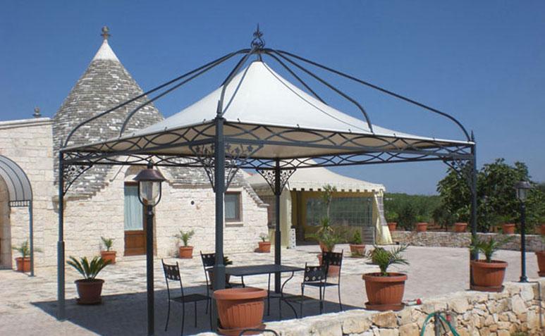Structures abri de terrasse bar restaurant abri de piscine - Bache terrasse restaurant ...